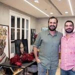 Marcelo Dadoorian e Sergio Teixeira