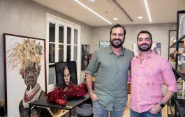 Arquitetos e vips lotam festa em Ipanema da Ekko revestimentos