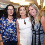 Maria Luiza Mendonça, Claudia Simões e Marcia Verissimo