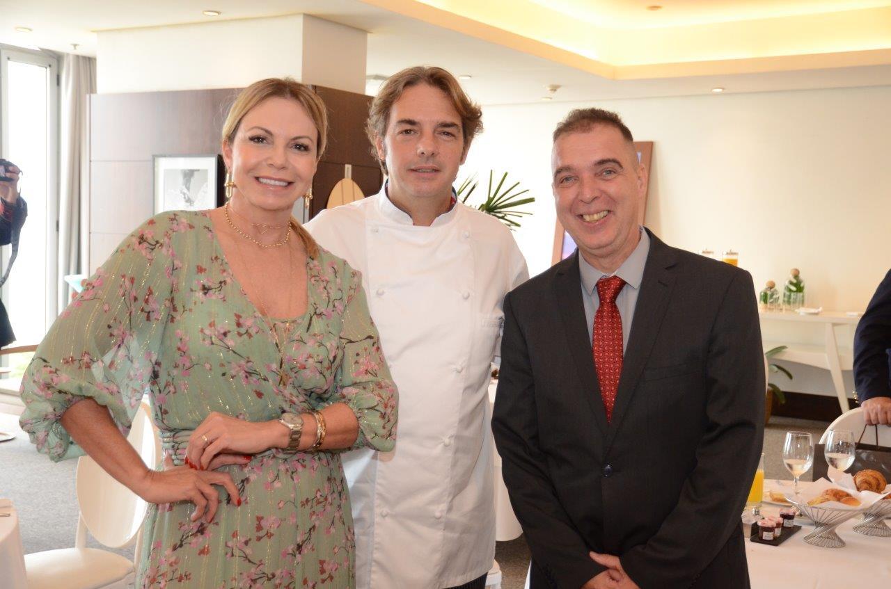 Nina Kauffmann toma posse na Associação dos Embaixadores de Turismo do Rio