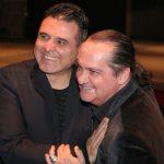 Os diretores William Pereira e Anselmo Zolla