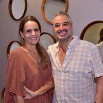 Renata Aragão e Ronaldo Simões