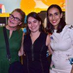 Marisa Abate, Bia Caillaux e Ana Lobato