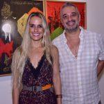 Rubia Valdetaro Neffa e Ronaldo Simões