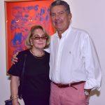 Bia e Arthur Costa e Silva