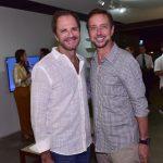 Edgar Moura Brasil e Nando Grabowsky