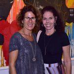 Rachel Sabbagh e Cláudia Becker