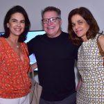 Joy Garrido, João Caetano e Bebel Palhares
