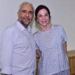 Luiz Antonio Cunha e Teresa Salgado