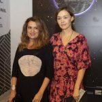 Patrycia Travassos e Julia Lemmertz