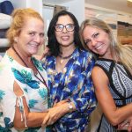Renata Fraga, Maria Luisa Mendonça e Marcia Verissimo