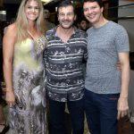 Suedir Martins, Roberto Berindelli e André Junqueira