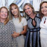 Teresa Barros Franco, Cristina Caetano, Márcia Veríssimo e Claudia Simões