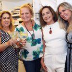 Tereza Macedo, Renata Fraga, Claudia Simões e Marcia Verissimo