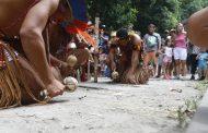 Dia do Índio no Parque Lage