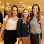 Alexandra Setembrino, Fabioana Reich e Llaura Paes