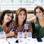 Alice Granato, Maria Vargas e Antonia Leite Barbosa