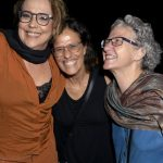 Ana Betatriz Nogueira, Zélia Duncan e Bia Paes Leme