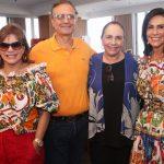 Andréa Buffara, Zé Ronaldo Muller, Mirna Bandeira de Mello e Beth Pinto Guimarães