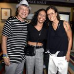 Armandinho, Surama Albuquerque e Zélia Duncan