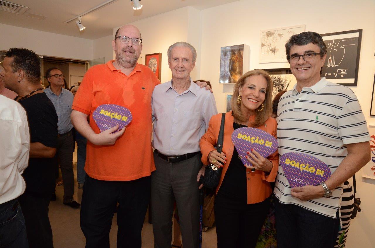 """Galeria Zagut inaugura a exposição """"Doação D!"""""""