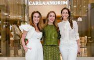 Carla Amorim lança coleções no Rio