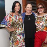 Beth Pinto Guimarães, Mirna Bandeira de Melo e Andréa Buffara