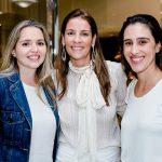 Bianca Roxo, Laura Paes e Isabel Arthou