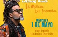 Carlinhos Brown faz vernissage na Espanha