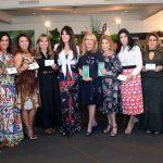 Claudia Martinez, Beth, Martha Isaksen, Andrea Rudge, Fernanda, Isis Penido, Regina Valle, Elda Monerat e Teresa