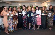 Fernanda Lynch recebe em Ipanema para ação em prol da Cidade Maravilhosa