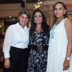 Cristiene Oliveira, Valeria Costa e Conceição Oliveira