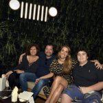 Sandra, Miguel Pinto Guimarães, Paula Marinho e Diogo
