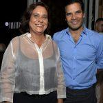 Ana Maria Magalhães e Gustavo Filgueiras