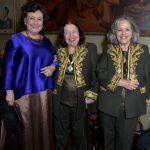 Margareth Dalcolmo, Nélida Piñon e Rosiska Darcy de Oliveira