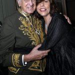 Zuenir Ventura e Renata Magalhães