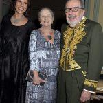 Renata Magalhães, Mary Ventura e Cacá Diégues