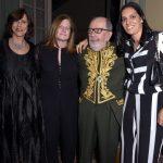 Renata Magalhães, Maria Geyer, Cacá Diégues e Thais Araújo