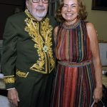 Cacá Diégues e Rosa Maria Araújo