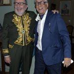 Cacá Diégues e Neville d'Almeida