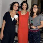 Luana Vieira, Andreia Alves e Luana Moura