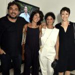 Carvalhoneto, Adriana França, Ruby Yallouz e Juliana Weksler