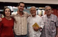 """Domingos Meirelles prestigia lançamento de """"A Fábula do Príncipe Narseu"""""""