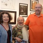 Elizabeth Freire, Martha Pires Ferreira e Augusto Herkenhoff