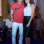 Fabio Keldani e Renata Lima