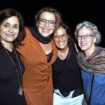 Flavia Soares, Ana Betatriz Nogueira, Zélia Duncan e Bia Paes Leme