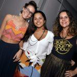 Isabel Beringer, Julia Moura e Fernanda Castro