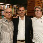 João Bosco Renaud, Paulo Marinho e Artur Angeli