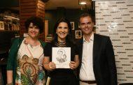 """Paulo Marinho lança,. no Rio, o livro  """"Mina de Amor"""""""