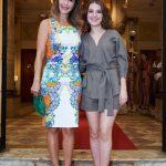 Jennifer Oliveira e Guilhermina Guinle
